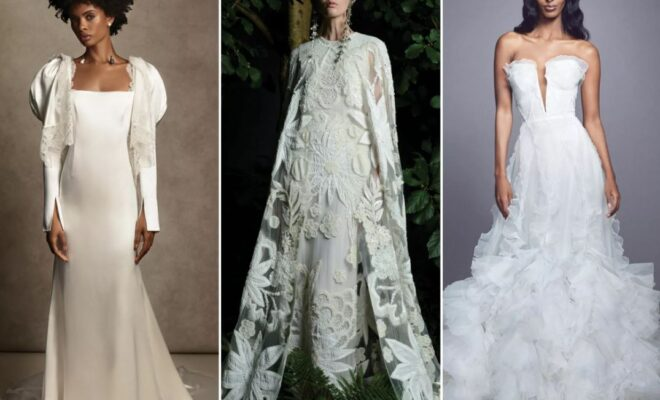 Ce rochii de mireasa sunt la moda in 2021