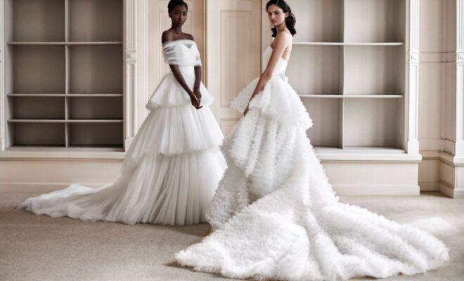 Cele mai frumoase rochii de mireasa in 2021