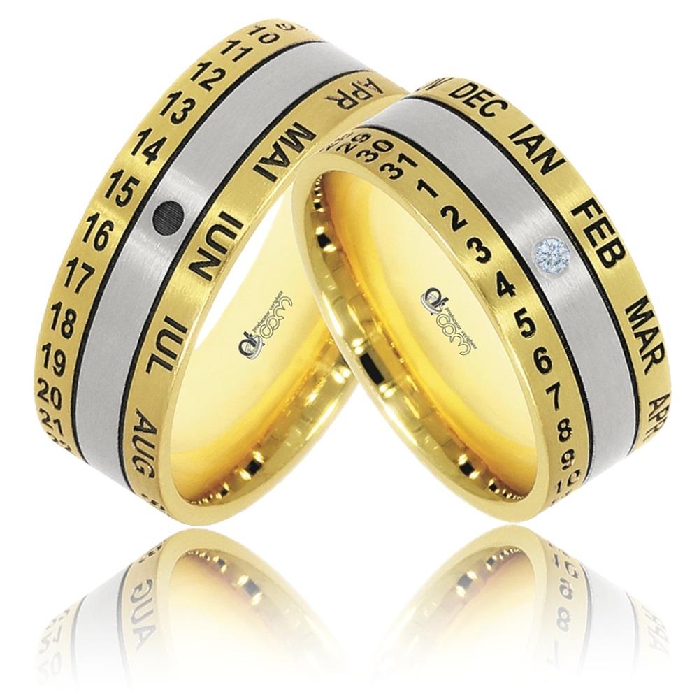 Verighete cu data nuntii
