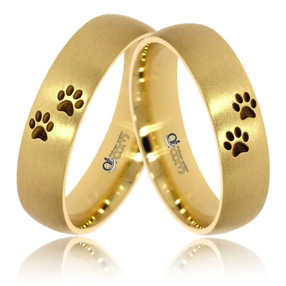 Verighete pentru iubitorii de animale