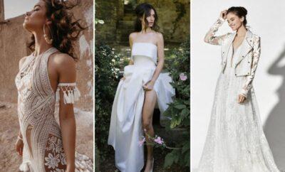 Top 40 rochii de mireasa 2021 la moda